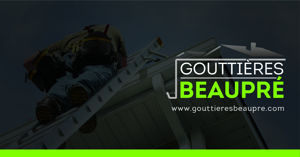 Gouttieres beaupre - page projet